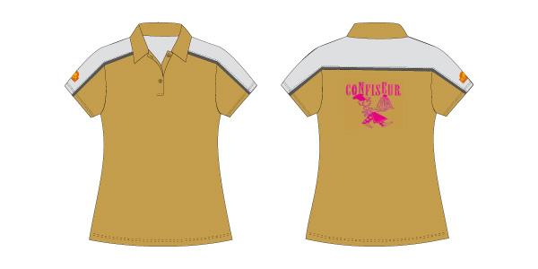 Damen Polo-Shirt 109