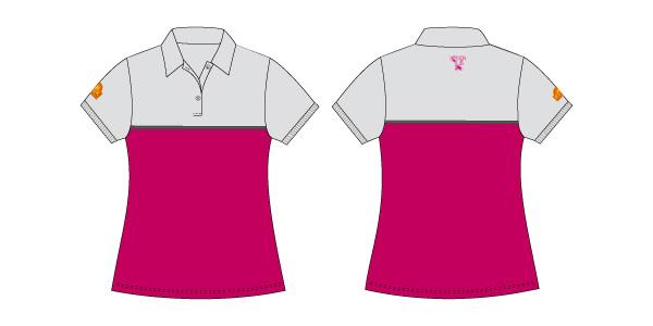 Damen Polo-Shirt 105