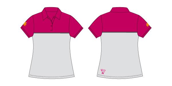Damen Polo-Shirt 106