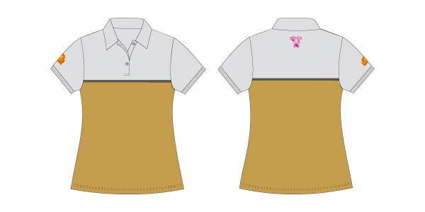 Damen Polo-Shirt 110