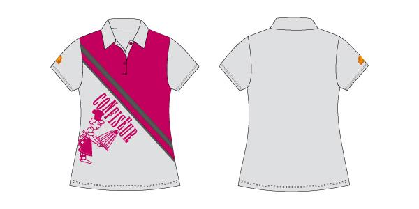 Damen Polo-Shirt 108