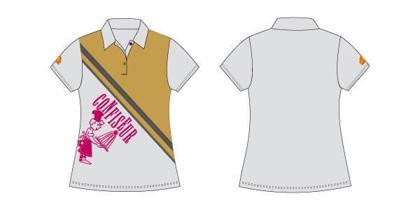 Damen Polo-Shirt 112