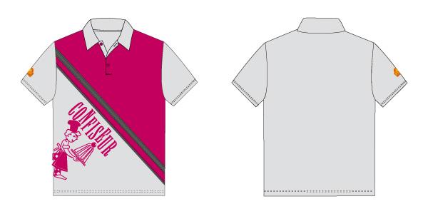 Herren Polo-Shirt 158