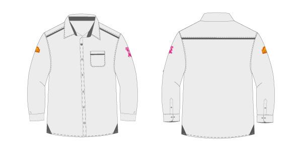 Herrenhemd 604