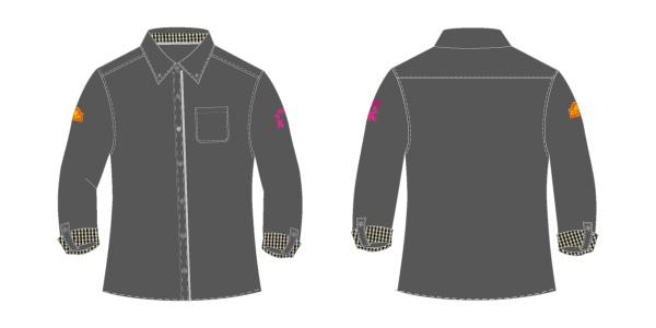 Herrenhemd 602