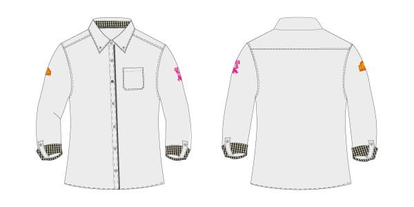 Herrenhemd 601