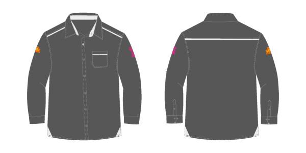 Herrenhemd 605
