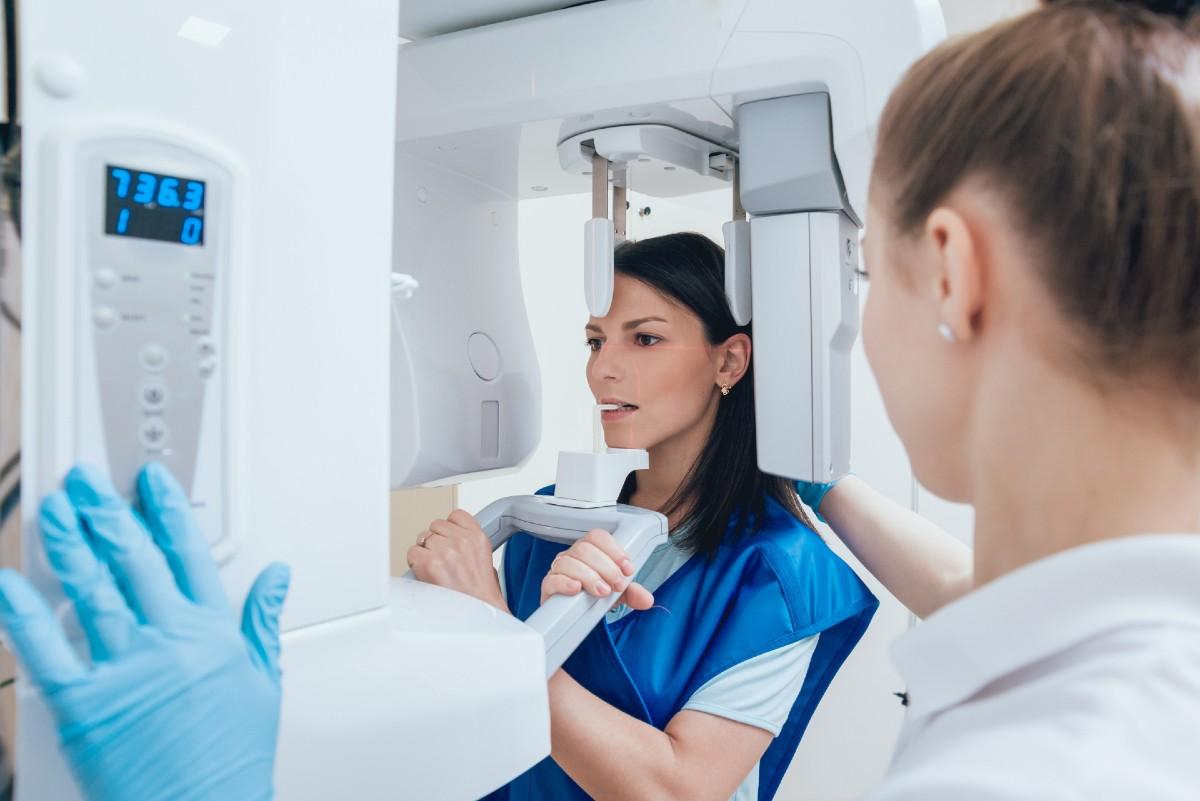 dental x-ray machine