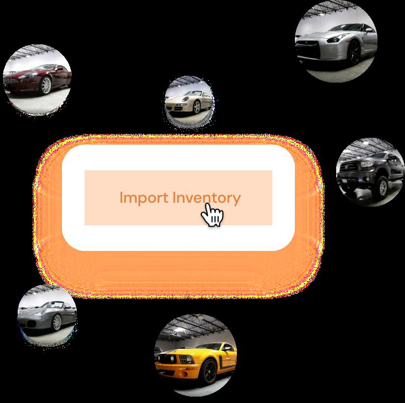 Craigslist inventory import