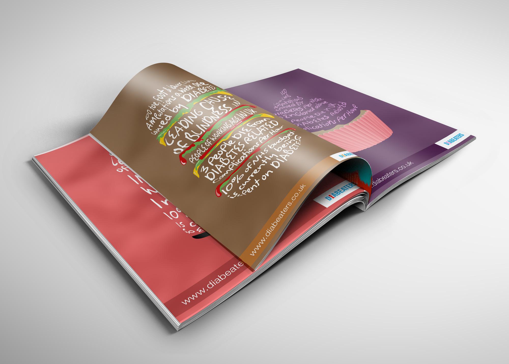 Magazine layout design in Kent