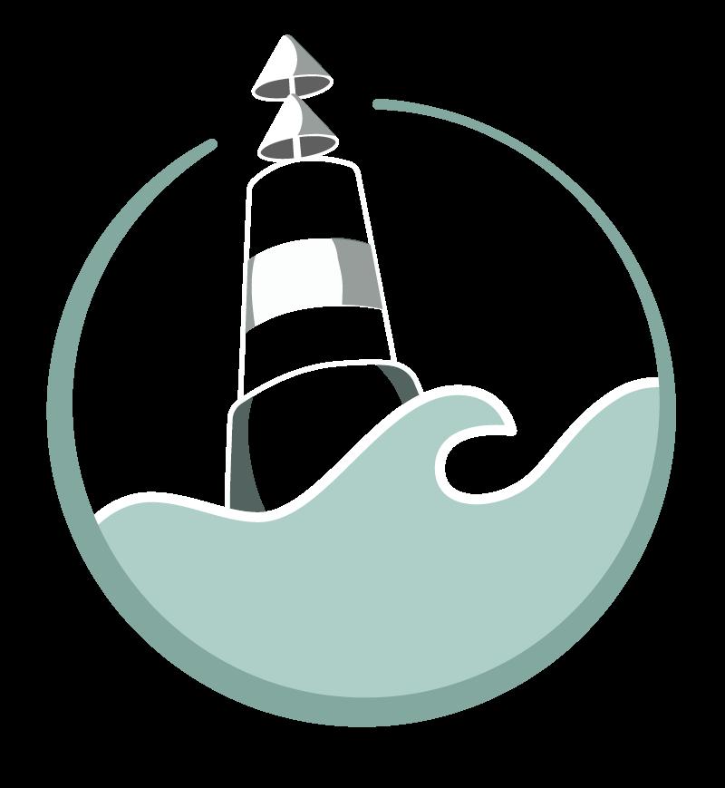 Sustainable designer emblem logo