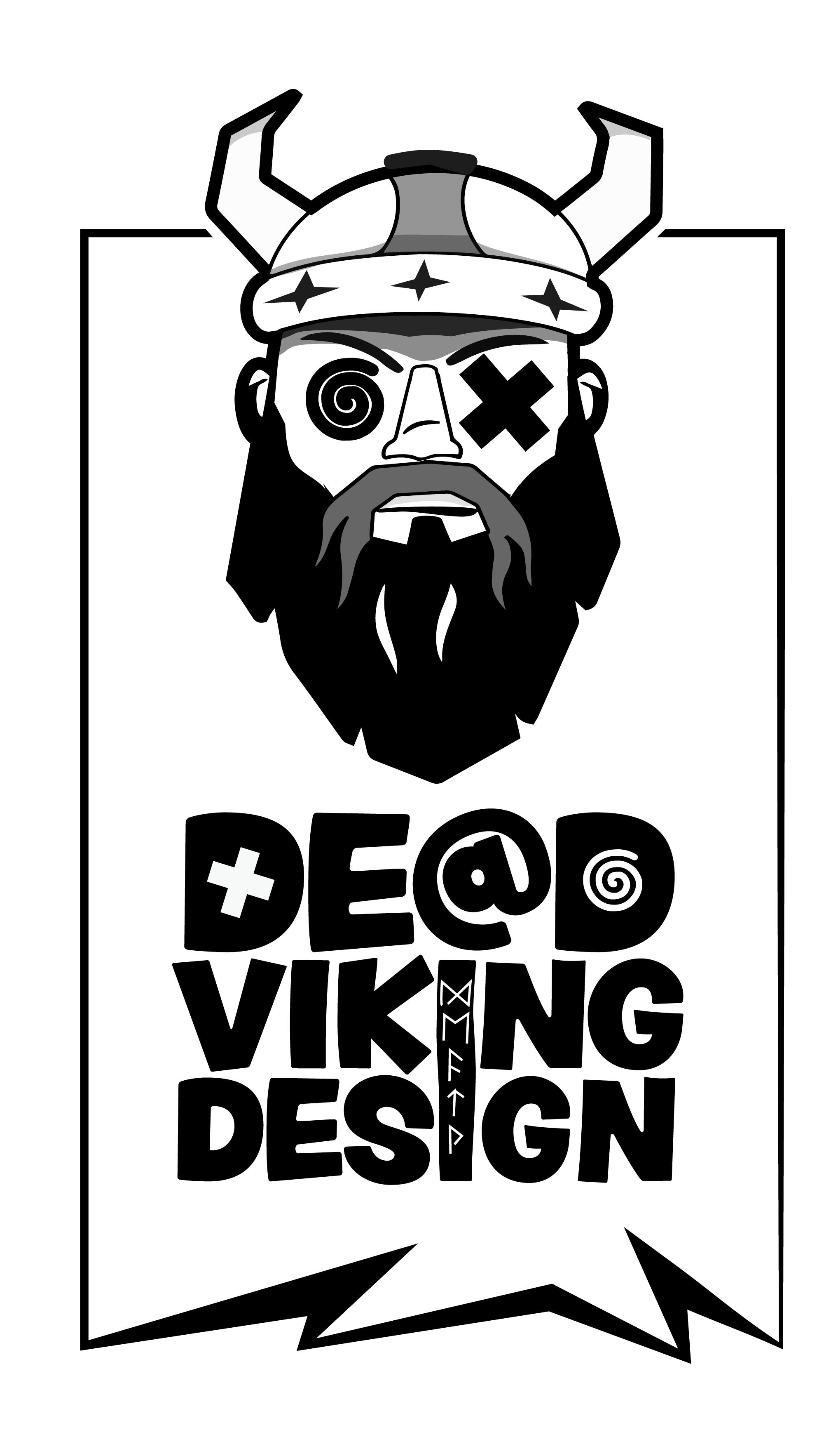 Viking logo design