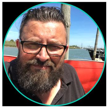 Gavin Munnings - owner of The Sustainable Designer