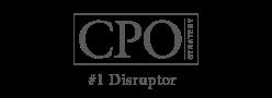 cpo strategy top tech disruptor logo