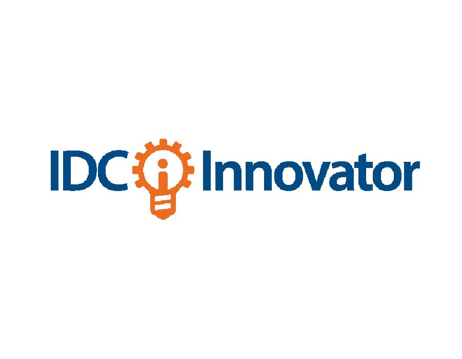 IDC Innovator logo
