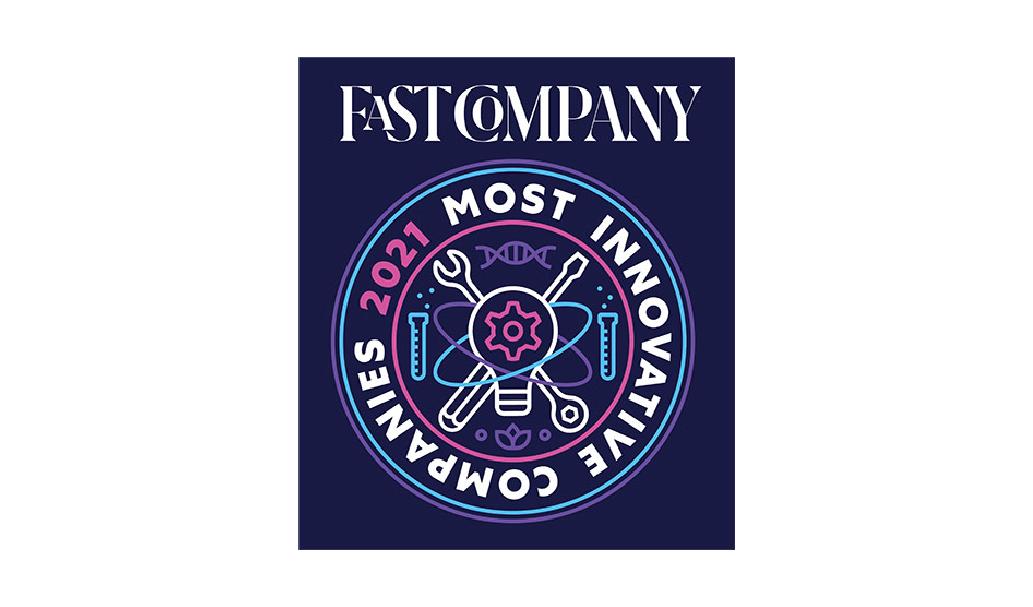 Fast company's most innovative logo