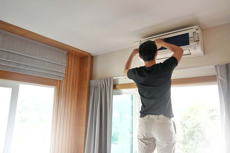 Professional AC installation services in Port St. Lucie