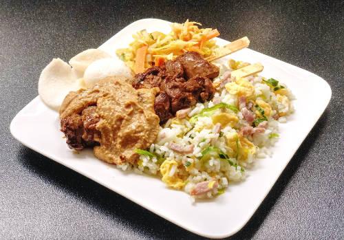 Indische Sate Ayam van Dana's Kitchen uit Hengelo