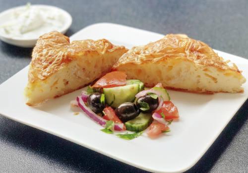 Heerlijk pita van Dana's Kitchen Heneglo