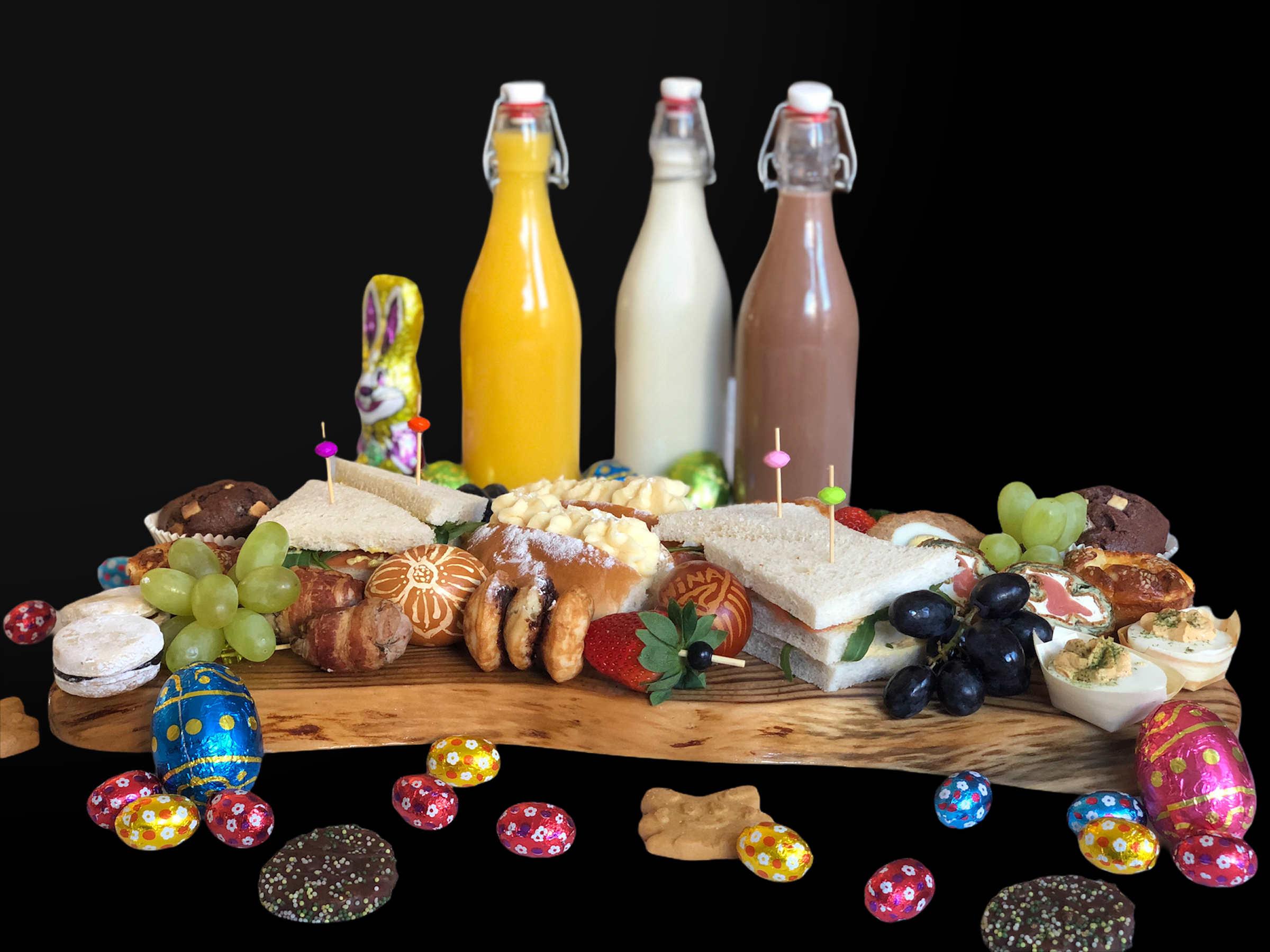 Paasplank van Dana's Kitchen in Hengelo