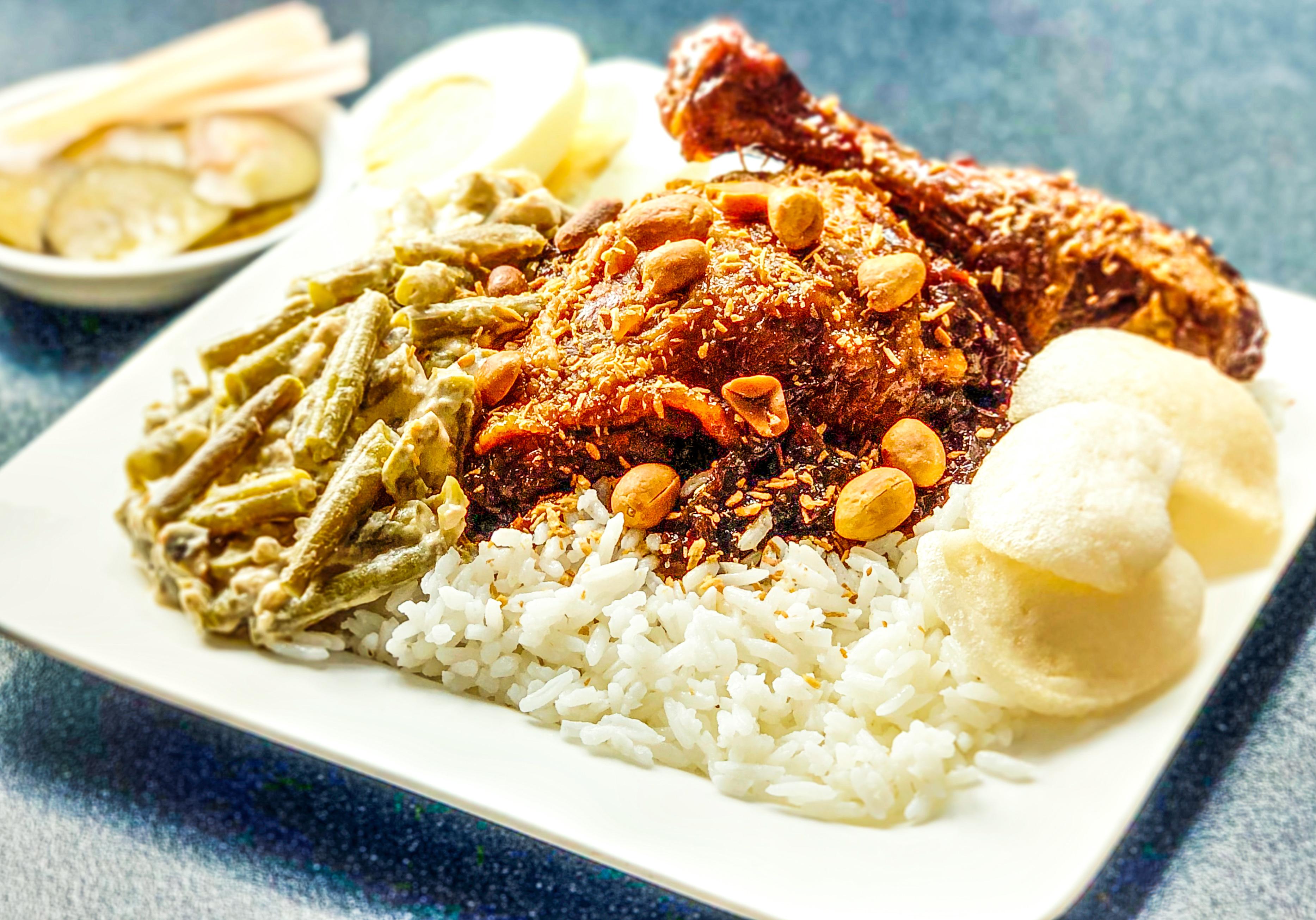 Indische Bami Goreng van Dana's Kitchen uit Hengelo