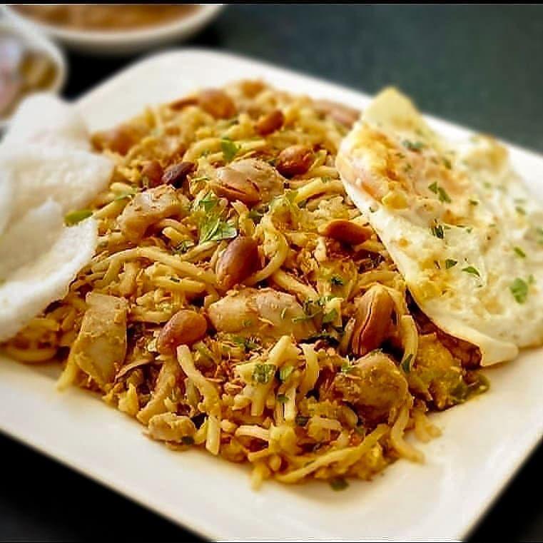 Indische Bami Goreng van Dana's Kitchen uit Hengelo (O)