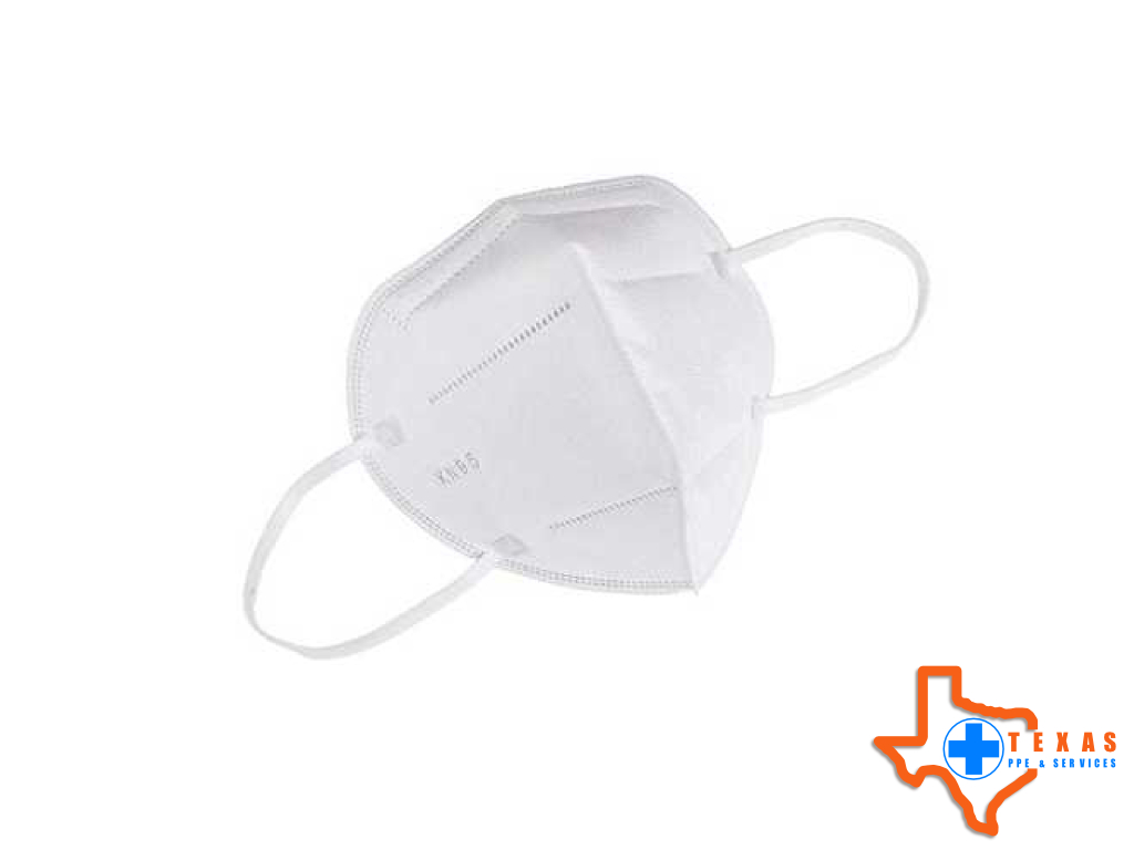 Four layers KN95 Stereo Protective Mask