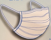 Surgical Style Mask (Currently on Back-Order)