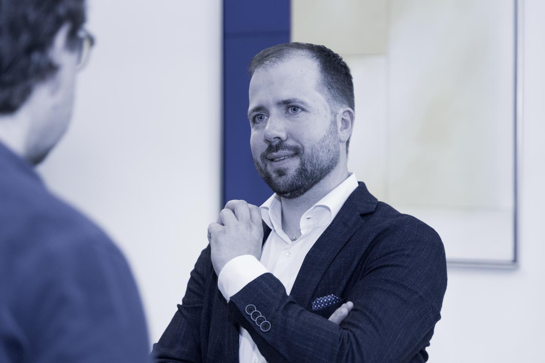 Unternehmensberatung Darmstadt und Bensheim – Berater Alexander Bode