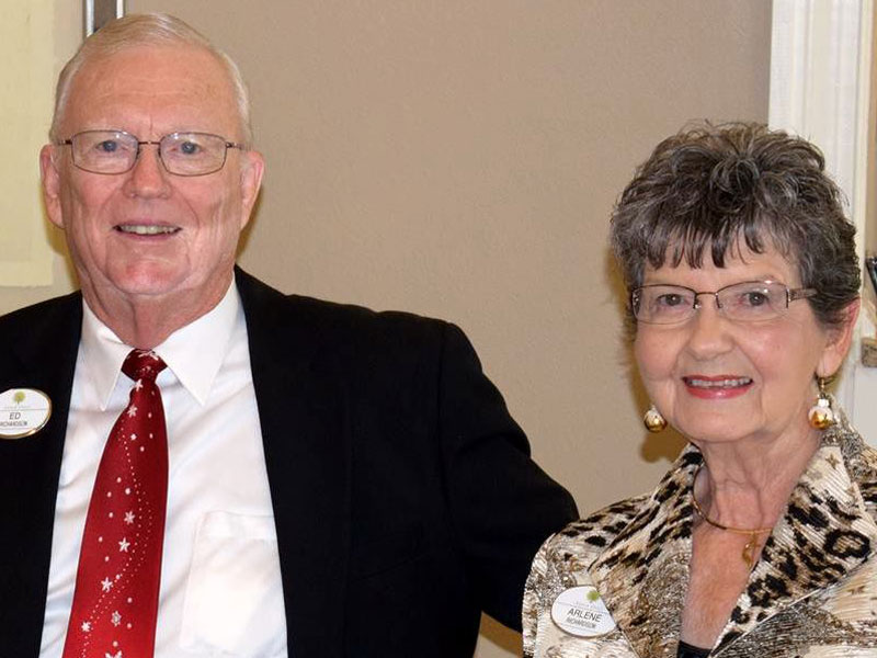 Ed and Arlene Richardson