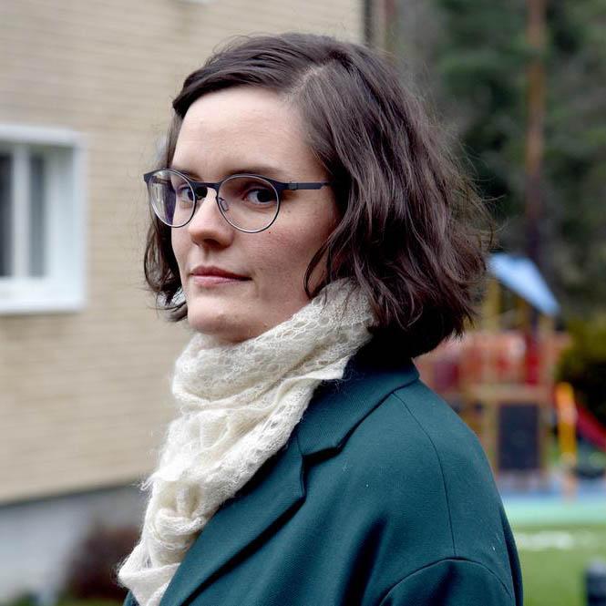 Ingeborg Marie Ekenes