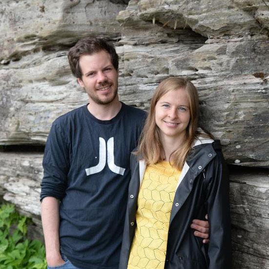 Elisabeth og Brian Østebrøt