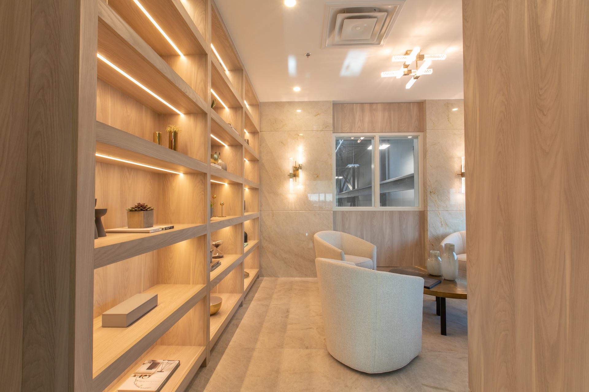 wood wall shelves