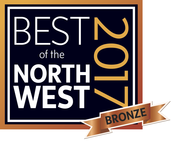 Best of the North West 2017 Bronze