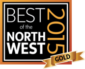 Best of the North West 2015 Gold
