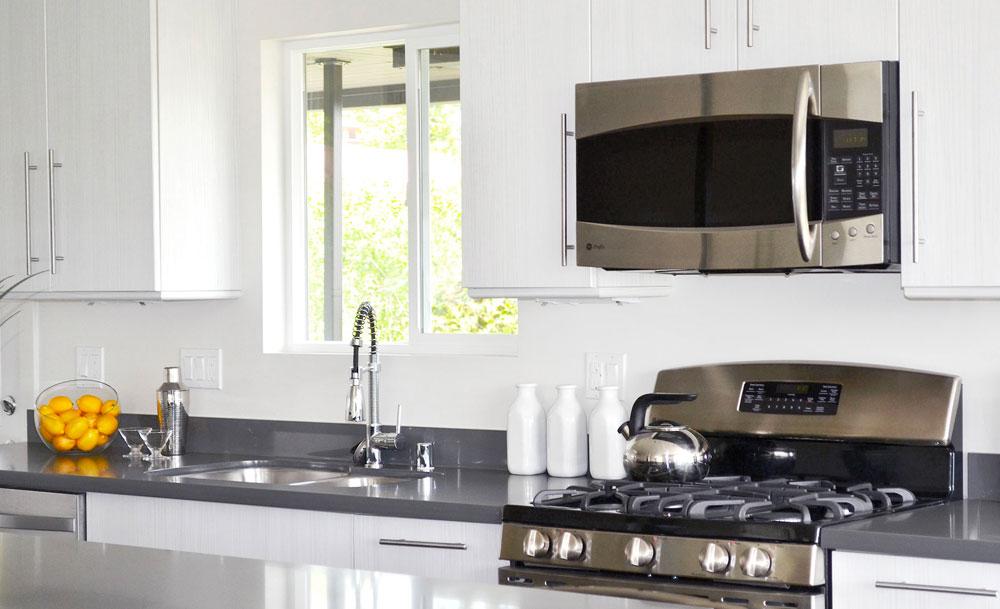 Everyday Contemporary Kitchen