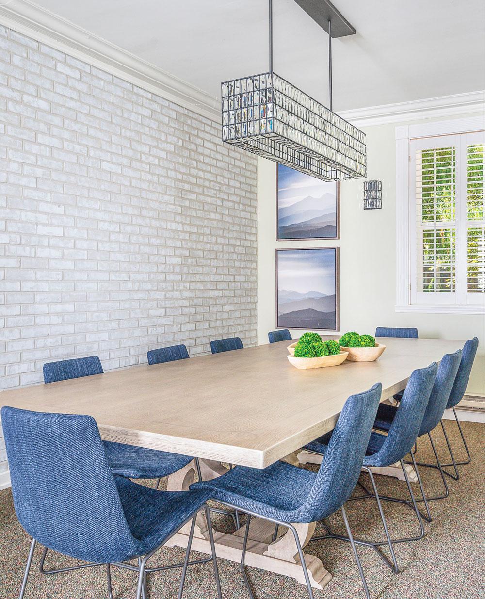 Custom Formal Dining Room