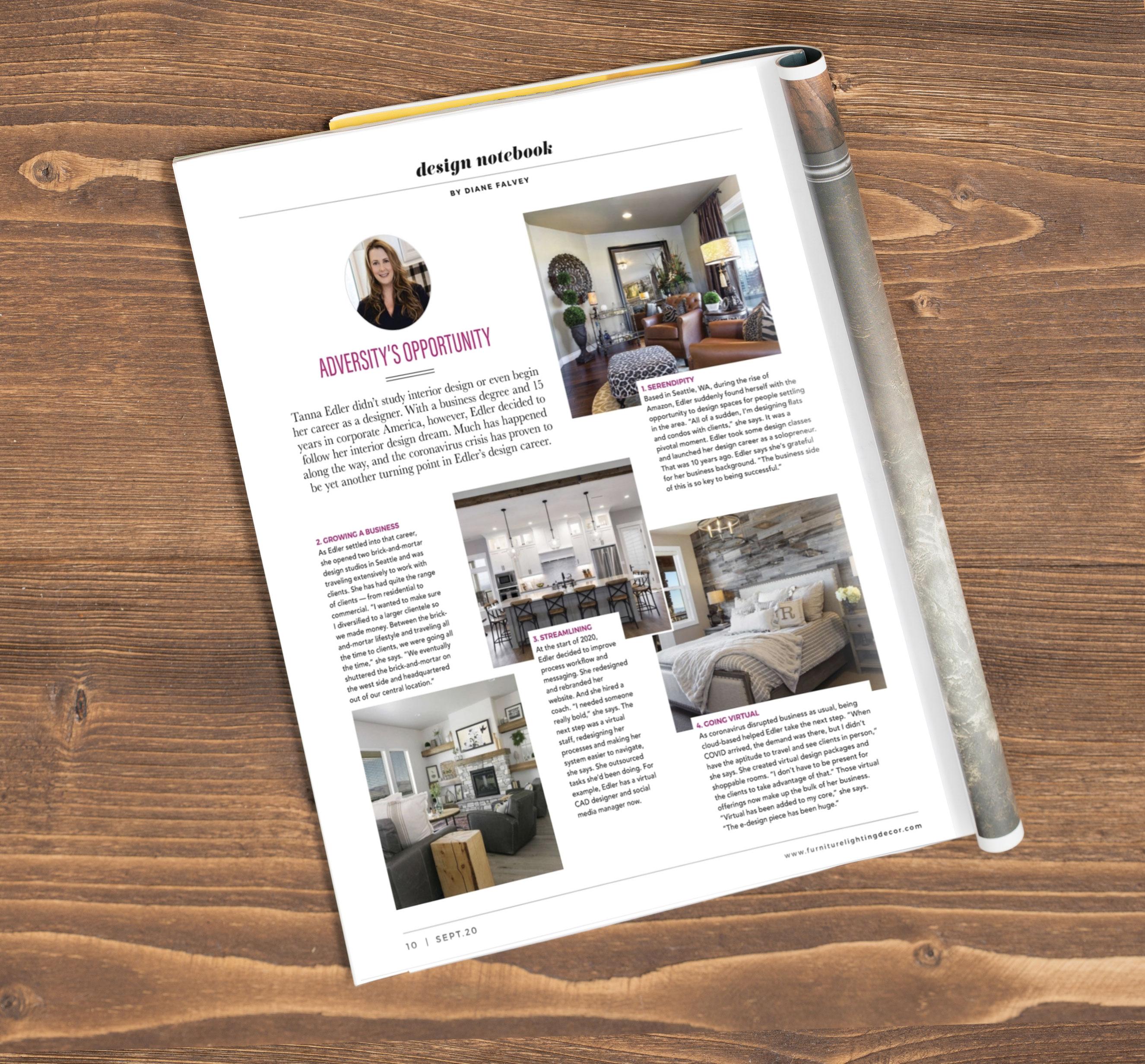 Furniture Lighting & Decor September 2020