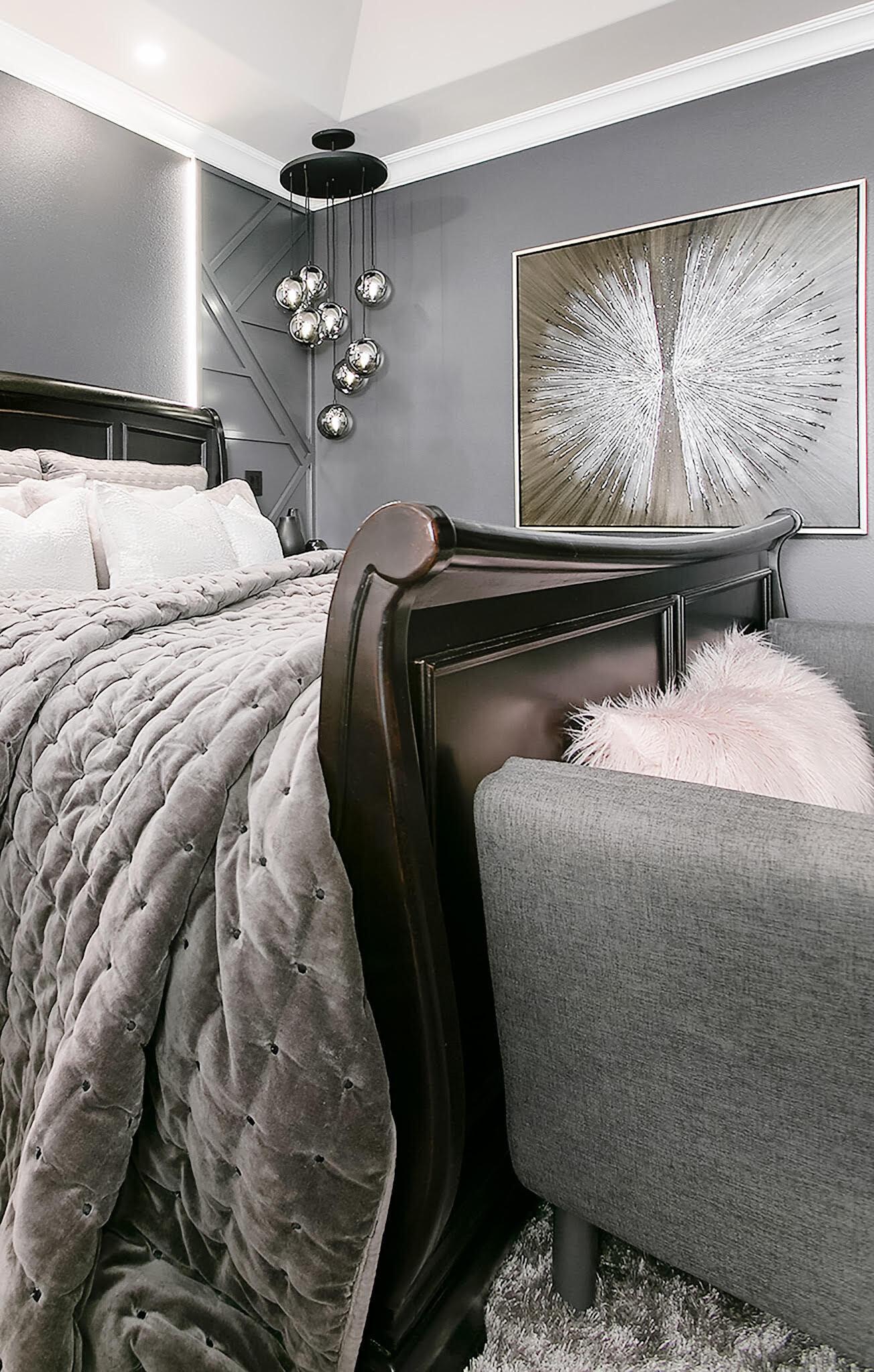 Glam Bedroom Ideas