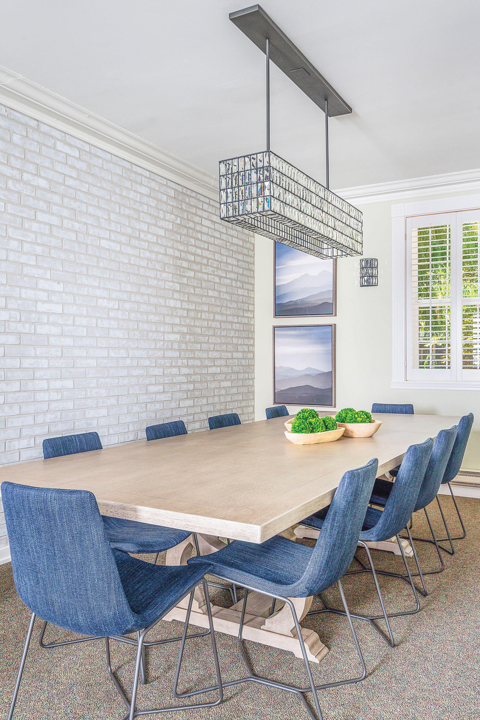 Kappa Delta Living Room Design