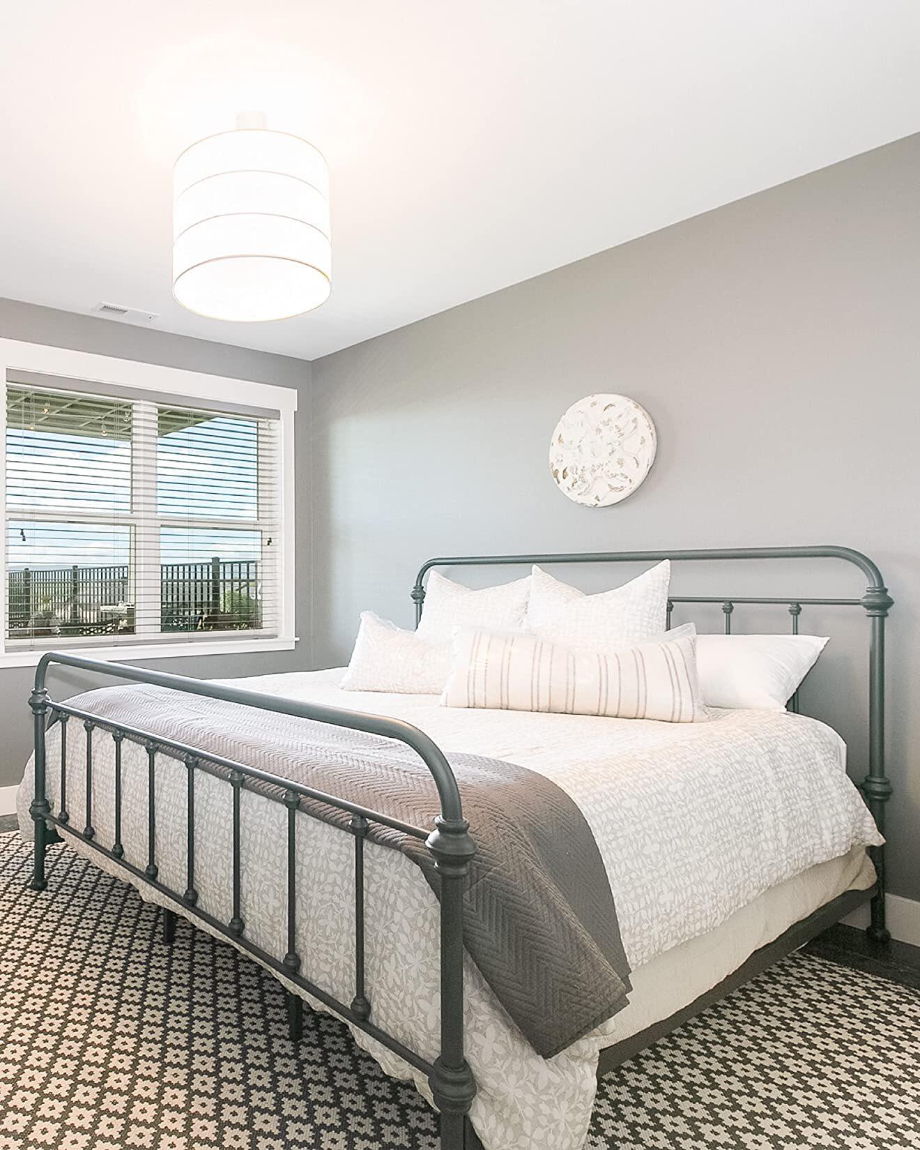 Modern Farmhouse Bedroom Decorating Ideas