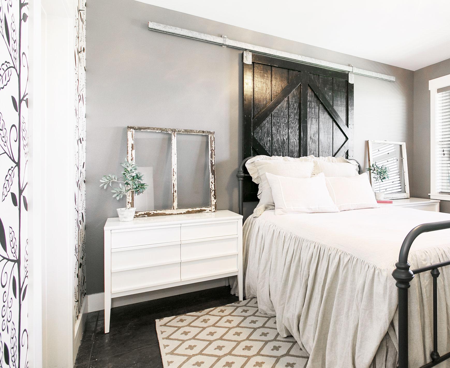 Modern Farmhouse Guest Bedroom Ideas