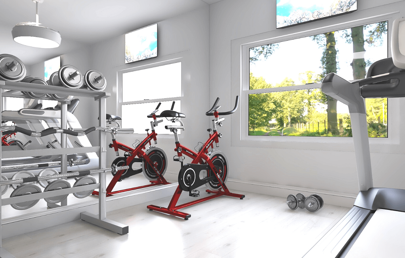Gym decor bundle