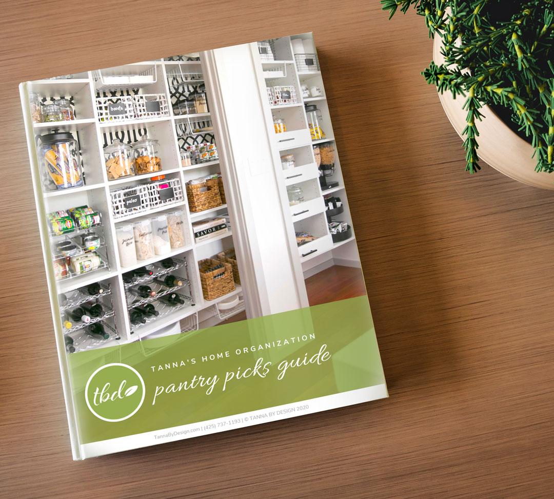 Pantry Organization Guide