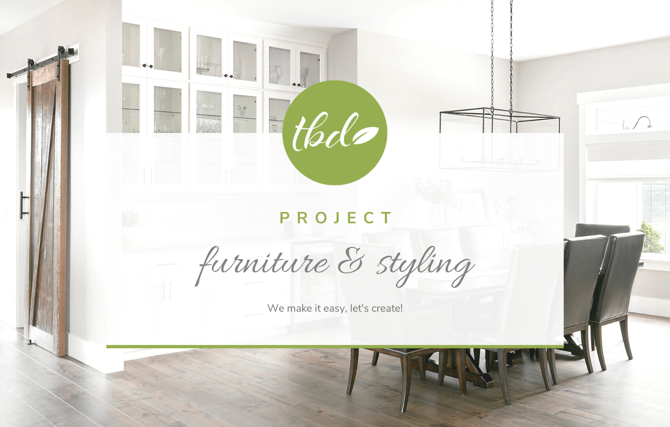 Furniture & Styling Project