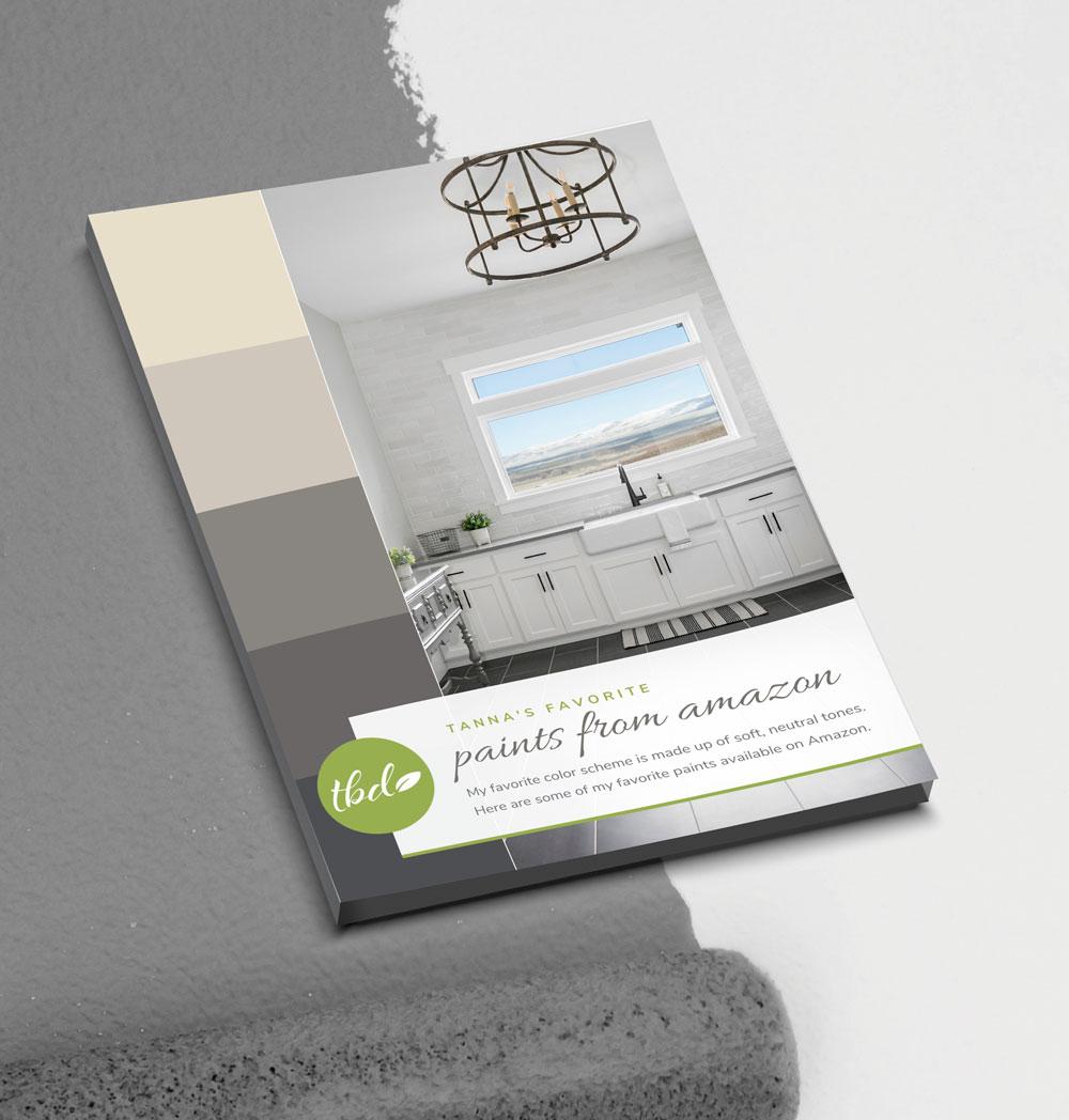 Modern Farmhouse Paints
