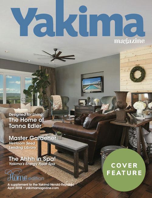 Yakima Magazine Designed for Living