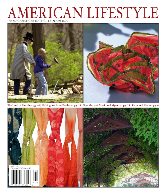 American Lifestyle Magazine Issue 58