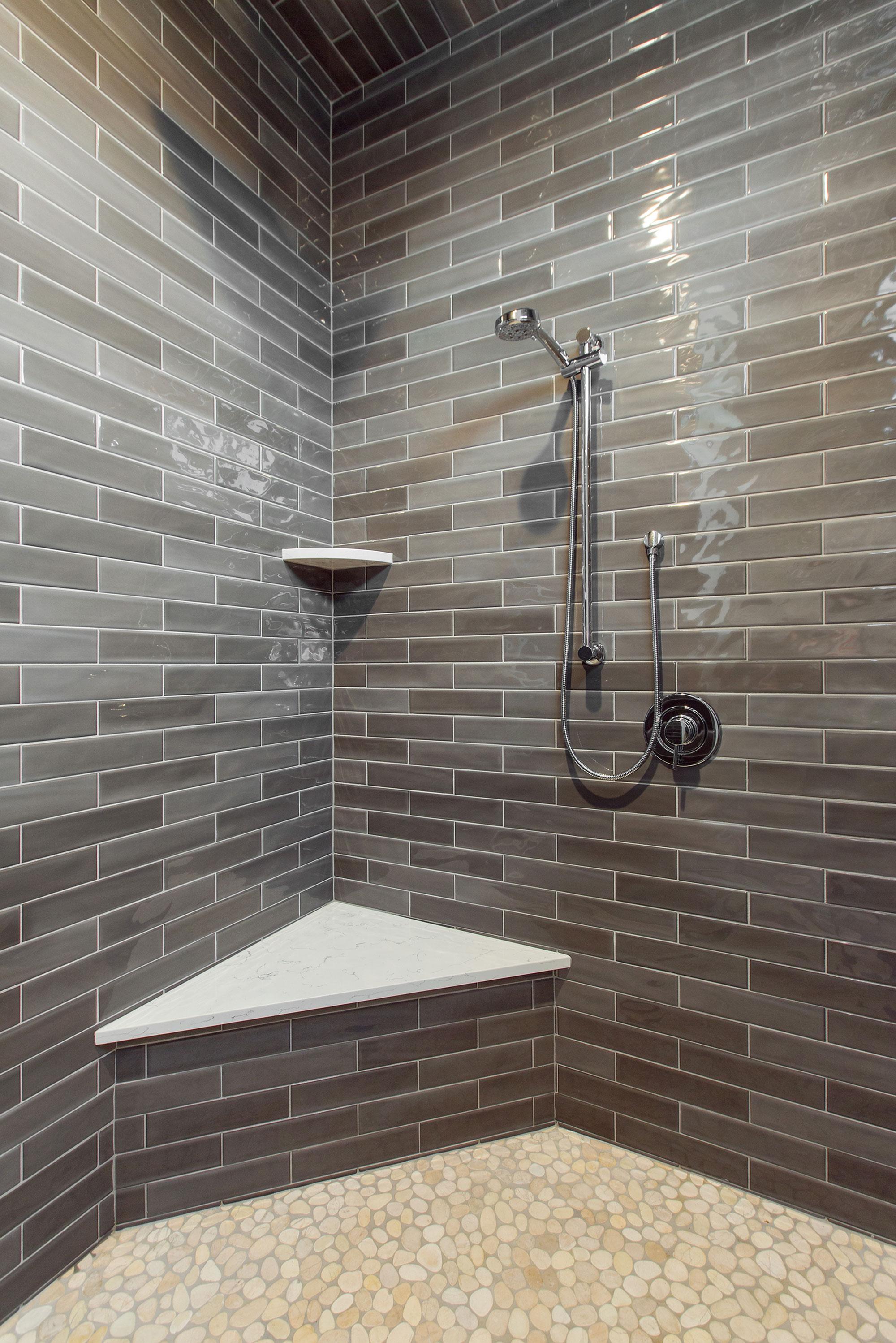 Modern Farmhouse Master Bathroom