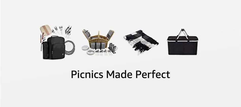 Amazon Picnic Decorations